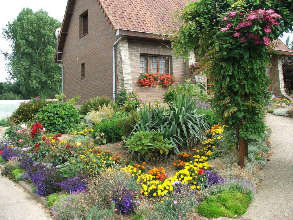 Les jardins de bomy page 3 for Photo de jardin de maison